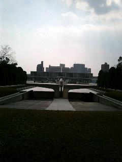 広島平和公園