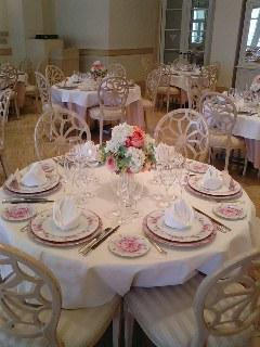 ある結婚式場