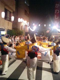 北浦和阿波踊り3