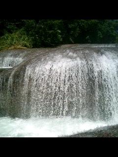吹割の滝に行きました2