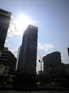 ノースタワーとサウスタワー