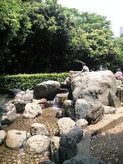 芸術の香り高い北浦和公園