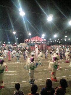 鶴崎踊り1