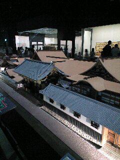 江戸東京博物館へ行った