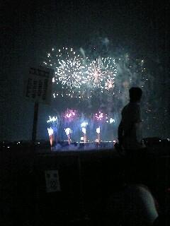 三郷花火1