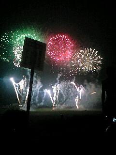 三郷花火大会2