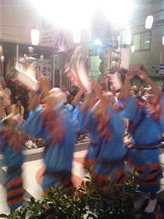 北浦和阿波踊り2