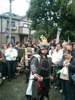 行田時代祭り