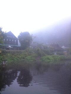 シャガール美術館と金鱗湖